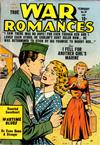 Cover for True War Romances (Quality Comics, 1952 series) #19