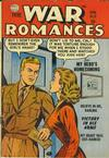 Cover for True War Romances (Quality Comics, 1952 series) #20