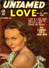 Cover for Untamed Love (Quality Comics, 1950 series) #5