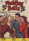 Cover for Wedding Bells (Quality Comics, 1954 series) #1