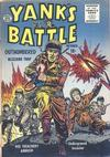 Cover for Yanks in Battle (Quality Comics, 1956 series) #2