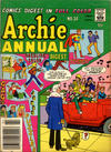 Cover for Archie Annual Digest (Archie, 1975 series) #34