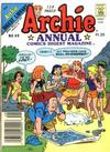 Cover for Archie Annual Digest (Archie, 1975 series) #49 [Newsstand]