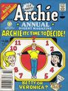 Cover for Archie Annual Digest (Archie, 1975 series) #60 [Newsstand]