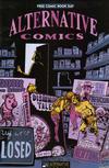 Cover for Alternative Comics (Alternative Comics, 2003 series) #2