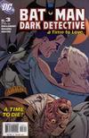 Cover for Batman: Dark Detective (DC, 2005 series) #3