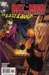 Cover for Batman: Dark Detective (DC, 2005 series) #6