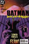Cover for Batman: Jekyll & Hyde (DC, 2005 series) #2