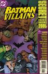 Cover for Batman Villains Secret Files and Origins 2005 (DC, 2005 series) #[nn]
