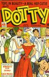 Cover for Dotty (Ace Magazines, 1948 series) #35