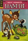 Cover for Walt Disney's Bambi (Western, 1963 series) #1
