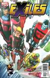 Cover for Exiles (Marvel, 2001 series) #64 [Direct Edition]