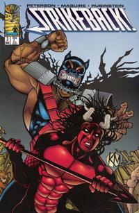 Cover Thumbnail for Strikeback! (Image, 1996 series) #3
