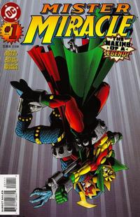 Cover Thumbnail for Mister Miracle (DC, 1996 series) #1