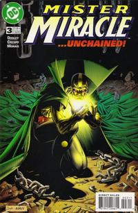 Cover Thumbnail for Mister Miracle (DC, 1996 series) #3
