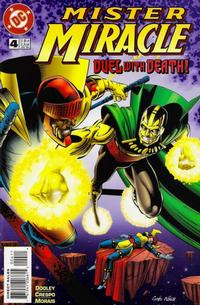 Cover Thumbnail for Mister Miracle (DC, 1996 series) #4