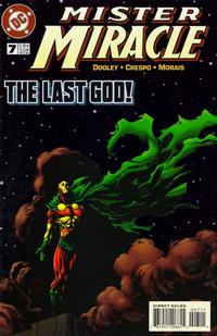 Cover Thumbnail for Mister Miracle (DC, 1996 series) #7