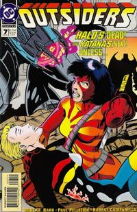 Cover Thumbnail for Outsiders (DC, 1993 series) #7