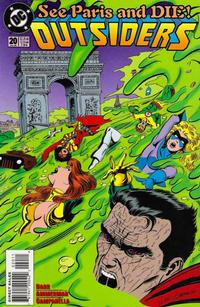 Cover Thumbnail for Outsiders (DC, 1993 series) #20