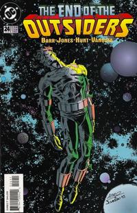 Cover Thumbnail for Outsiders (DC, 1993 series) #24