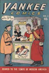 Cover Thumbnail for Yankee Comics (Remington Morse, 1943 series) #5