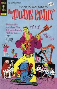 Cover Thumbnail for Hanna-Barbera The Addams Family (Western, 1974 series) #3