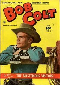 Cover Thumbnail for Bob Colt (Fawcett, 1950 series) #6