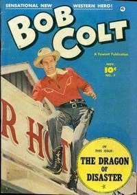Cover Thumbnail for Bob Colt (Fawcett, 1950 series) #7