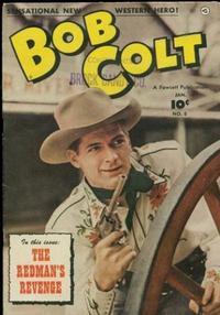Cover Thumbnail for Bob Colt (Fawcett, 1950 series) #8