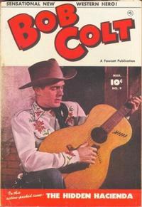 Cover Thumbnail for Bob Colt (Fawcett, 1950 series) #9