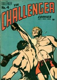 Cover Thumbnail for The Challenger (Interfaith Publications; T.C. Comics, 1945 series) #4