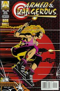 Cover Thumbnail for Armed and Dangerous (Acclaim / Valiant, 1996 series) #2