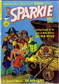 Cover for Sparkie (Ziff-Davis, 1951 series) #1