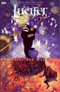 Cover Thumbnail for Lucifer (DC, 2001 series) #2 - Children and Monsters