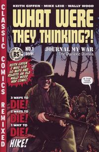 Cover Thumbnail for What Were They Thinking? (Boom! Studios, 2005 series) #1