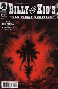 Cover Thumbnail for Billy the Kid's Old Timey Oddities (Dark Horse, 2005 series) #3