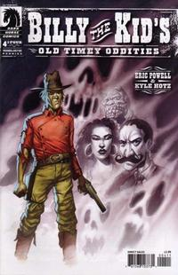 Cover Thumbnail for Billy the Kid's Old Timey Oddities (Dark Horse, 2005 series) #4