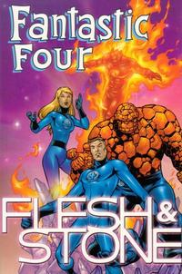 Cover Thumbnail for Fantastic Four: Flesh and Stone (Marvel, 2001 series)