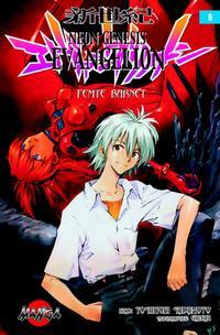 Cover Thumbnail for Neon Genesis Evangelion (Bonnier Carlsen, 2004 series) #9