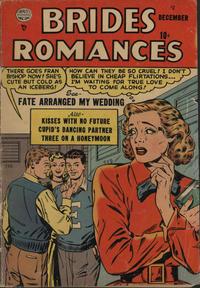 Cover Thumbnail for Brides Romances (Quality Comics, 1953 series) #2