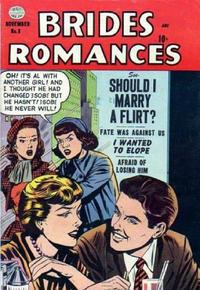 Cover Thumbnail for Brides Romances (Quality Comics, 1953 series) #8