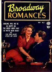Cover Thumbnail for Broadway Romances (Quality Comics, 1950 series) #3