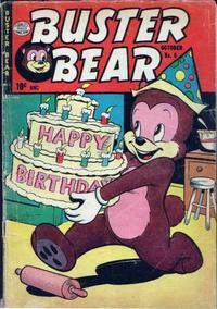 Cover Thumbnail for Buster Bear (Quality Comics, 1953 series) #6