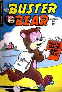 Cover Thumbnail for Buster Bear (Quality Comics, 1953 series) #7