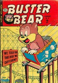 Cover Thumbnail for Buster Bear (Quality Comics, 1953 series) #8