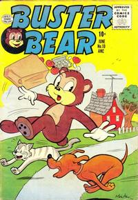 Cover Thumbnail for Buster Bear (Quality Comics, 1953 series) #10