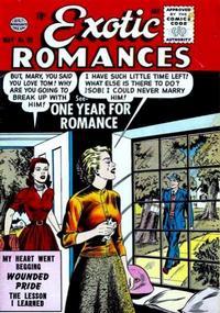 Cover Thumbnail for Exotic Romances (Quality Comics, 1955 series) #29