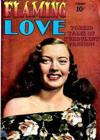 Cover Thumbnail for Flaming Love (Quality Comics, 1949 series) #2