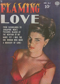 Cover Thumbnail for Flaming Love (Quality Comics, 1949 series) #4