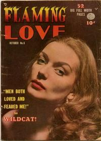 Cover Thumbnail for Flaming Love (Quality Comics, 1949 series) #6